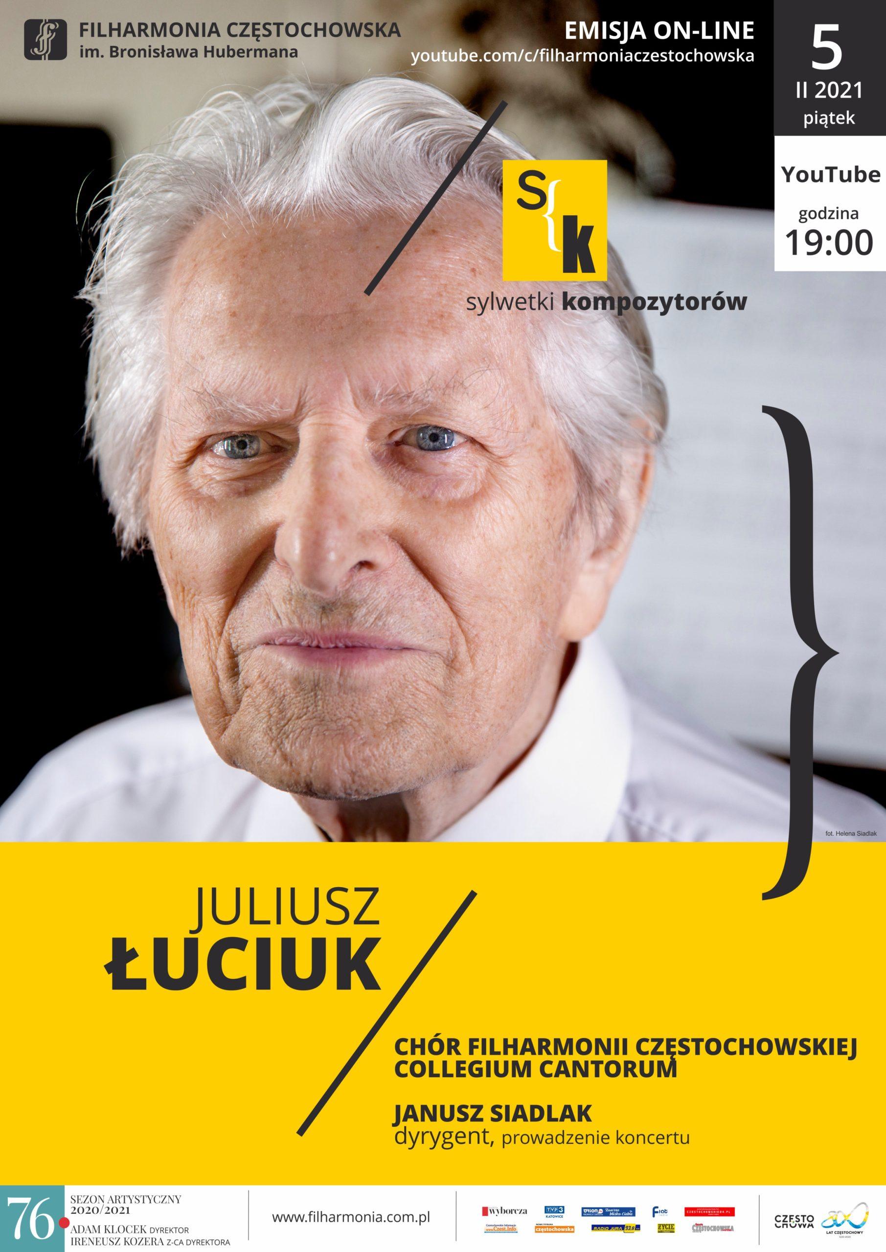Sylwetki Kompozytorów – Juliusz Łuciuk